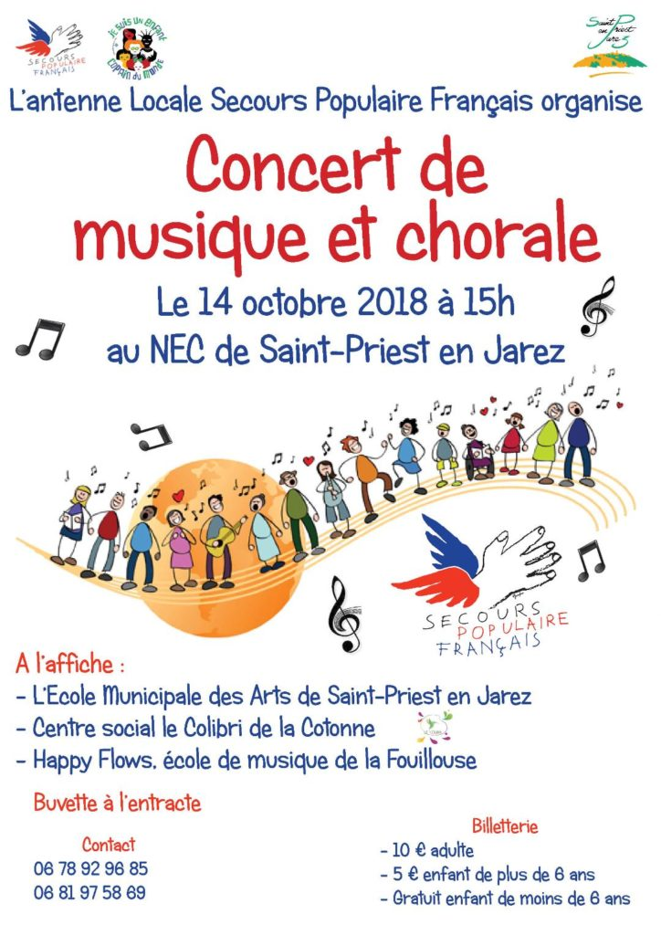 Affiche concert mars 2017